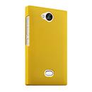 Coque Nokia Asha 503 Plastique Etui Rigide - Jaune