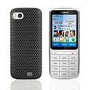 Coque Nokia C3-01 Filet Plastique Etui Rigide - Noire