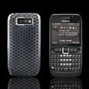 Coque Nokia E63 Diamant TPU Gel Housse - Claire