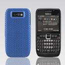 Coque Nokia E63 Filet Plastique Etui Rigide - Bleue Ciel