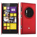 Coque Nokia Lumia 1020 Plastique Etui Rigide - Rouge