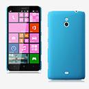 Coque Nokia Lumia 1320 Plastique Etui Rigide - Bleue Ciel