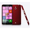 Coque Nokia Lumia 1320 Plastique Etui Rigide - Rouge