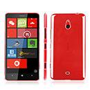 Coque Nokia Lumia 1320 Transparent Plastique Etui Rigide - Clear