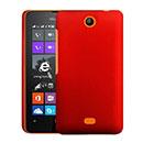 Coque Nokia Lumia 430 Plastique Etui Rigide - Rouge