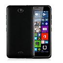 Coque Nokia Lumia 430 Silicone Gel Housse - Noire