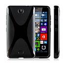 Coque Nokia Lumia 430 X-Style Silicone Gel Housse - Noire
