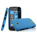 Coque Nokia Lumia 510 Sables Mouvants Etui Rigide - Bleu
