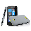 Coque Nokia Lumia 510 Sables Mouvants Etui Rigide - Gris