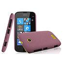 Coque Nokia Lumia 510 Sables Mouvants Etui Rigide - Rouge
