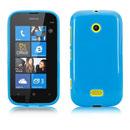 Coque Nokia Lumia 510 Silicone Gel Housse - Bleu