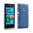 Coque Nokia Lumia 520 Sables Mouvants Etui Rigide - Bleu