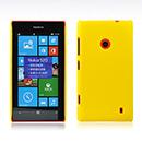 Coque Nokia Lumia 525 Plastique Etui Rigide - Jaune
