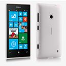 Coque Nokia Lumia 525 Transparent Plastique Etui Rigide - Blanche