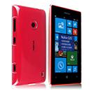 Coque Nokia Lumia 525 Transparent Plastique Etui Rigide - Clear