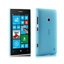 Coque Nokia Lumia 525 Ultrathin Plastique Etui Rigide - Bleu