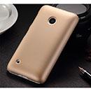 Coque Nokia Lumia 530 Plastique Etui Rigide - Jaune