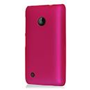 Coque Nokia Lumia 530 Plastique Etui Rigide - Rose Chaud