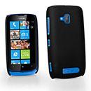 Coque Nokia Lumia 610 Plastique Etui Rigide - Noire