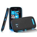Coque Nokia Lumia 610 Sables Mouvants Etui Rigide - Noire