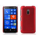 Coque Nokia Lumia 620 Plastique Etui Rigide - Rouge