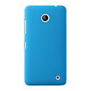 Coque Nokia Lumia 630 Plastique Etui Rigide - Bleue Ciel