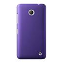 Coque Nokia Lumia 630 Plastique Etui Rigide - Pourpre