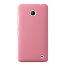 Coque Nokia Lumia 630 Plastique Etui Rigide - Rose