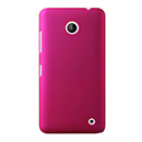 Coque Nokia Lumia 630 Plastique Etui Rigide - Rose Chaud