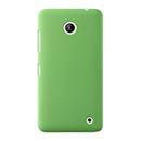 Coque Nokia Lumia 630 Plastique Etui Rigide - Verte