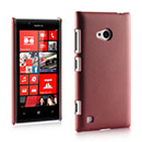 Coque Nokia Lumia 720 Sables Mouvants Etui Rigide - Rouge