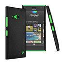 Coque Nokia Lumia 730 Sables Mouvants Etui Rigide - Noire