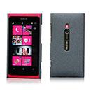 Coque Nokia Lumia 800 Sables Mouvants Etui Rigide - Gris