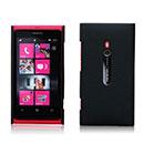 Coque Nokia Lumia 800 Sables Mouvants Etui Rigide - Noire