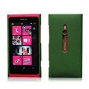 Coque Nokia Lumia 800 Sables Mouvants Etui Rigide - Verte