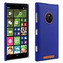Coque Nokia Lumia 830 Plastique Etui Rigide - Bleu
