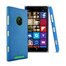 Coque Nokia Lumia 830 Plastique Etui Rigide - Bleue Ciel