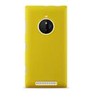 Coque Nokia Lumia 830 Plastique Etui Rigide - Jaune