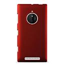 Coque Nokia Lumia 830 Plastique Etui Rigide - Rouge