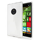 Coque Nokia Lumia 830 Silicone Transparent Housse - Clear