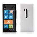 Coque Nokia Lumia 900 Plastique Etui Rigide - Blanche