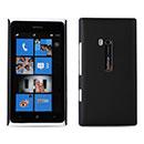 Coque Nokia Lumia 900 Plastique Etui Rigide - Noire