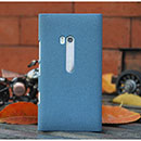 Coque Nokia Lumia 900 Sables Mouvants Etui Rigide - Bleue Ciel