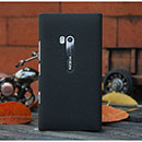 Coque Nokia Lumia 900 Sables Mouvants Etui Rigide - Noire