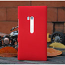 Coque Nokia Lumia 900 Sables Mouvants Etui Rigide - Rouge