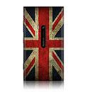 Coque Nokia Lumia 920 Le drapeau du Royaume-Uni Etui Rigide - Mixtes