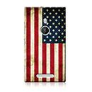 Coque Nokia Lumia 925 Le drapeau des Etats-Unis Etui Cover - Mixtes