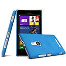 Coque Nokia Lumia 925 Sables Mouvants Etui Rigide - Bleu