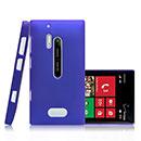 Coque Nokia Lumia 928 Plastique Etui Rigide - Bleu