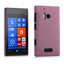 Coque Nokia Lumia 928 Sables Mouvants Etui Rigide - Rouge